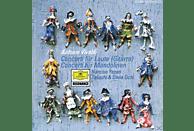 Kuentz, Yepes, Ochi, YEPES/OCHI/KUENTZ - KONZERTE FÜR LAUTE UND MANDOLINE [CD]