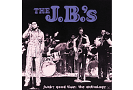 The J.B.'s - Funky Good Time/Anthology [CD]