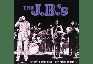 The J.B.'s - Funky Good Time/Anthology  - (CD)