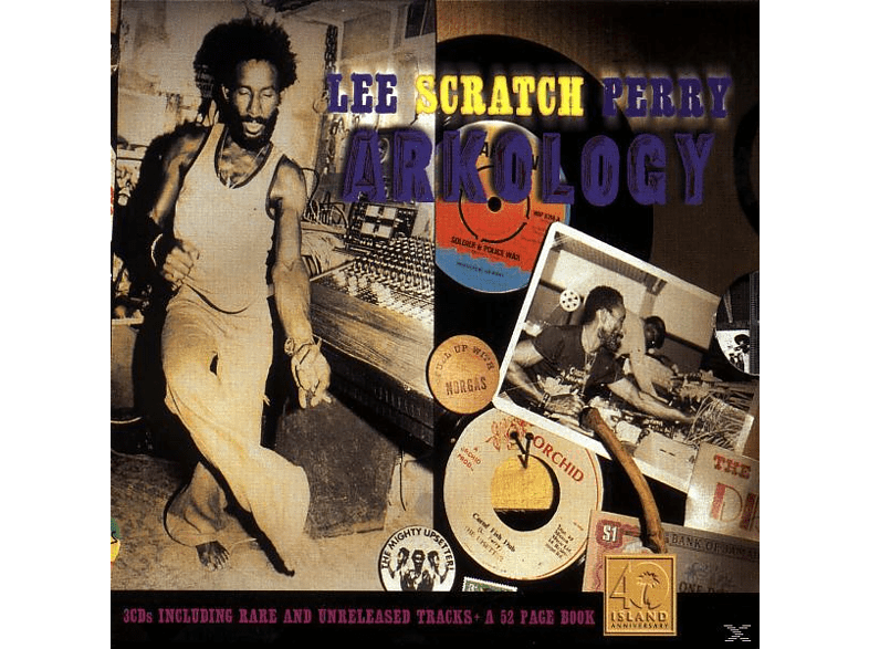Lee Scratch Perry - Arkology [CD]