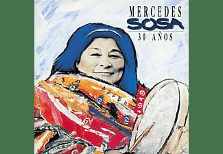 Mercedes Sosa - 30 Anos  - (CD)