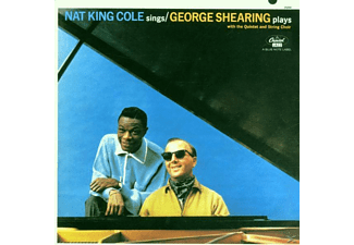 Nat King Cole - Sings G.Shearing - (CD)