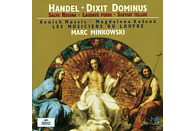 Annick Massis, Marc/mdl Minkowski - Dixit Dominus Hwv 232 [CD]