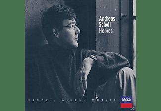Andreas Scholl - Heroes  - (CD)