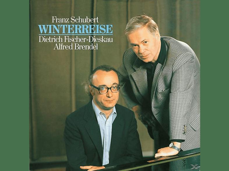 Dietrich Fischer-Dieskau, Fischer-Dieskau,Dietrich/Brendel,Alfred - Winterreise [CD]
