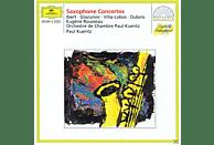 VARIOUS, Rousseau,Eugene/Kuentz,Paul/Kuentz KO/+ - Saxophon-Konzerte [CD]