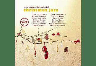 VARIOUS - Christmas Jazz  - (CD)