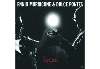 Ennio Morricone, Ennio Morricone & Dulce Pontes - Focus  - (CD)
