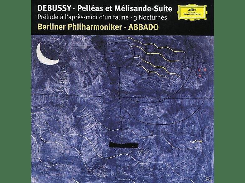Carl August Nielsen, Claudio/bp Abbado - Pelleas/Nocturnes/Prelude A.L. [CD]