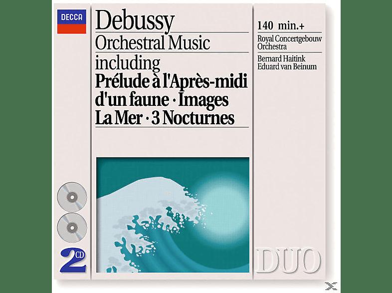 Rcgo, Haitink,Bernard/Beinum,Eduard Van/CGO - Orchesterwerke [CD]
