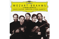 Emerson String Quartet, Shifrin/Emerson String Quart. - KLARINETTENQUINTETT (BRAHMS KLARINETTENQUINTETT) [CD]