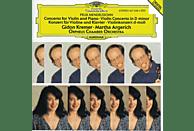 VARIOUS, Kremer/Argerich/OCO - Violinkon.+Klavierkon.D-Moll/+ [CD]