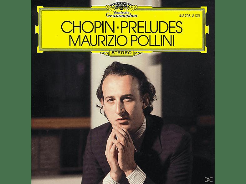 Maurizio Pollini - Preludes Op.28 [CD]