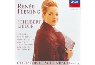 Christoph Eschenbach, Fleming,Renee/Eschenbach,Christoph - Lieder  - (CD)