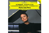 Maria Joao Pires - Klaviersonate D 784/+ [CD]