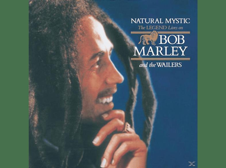 Bob Marley, Bob Marley & The Wailers - Natural Mystic [CD]