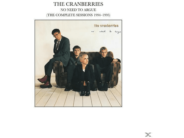 The Cranberries - No Need to Argue (The Complete Sessions 1994–1995) CD