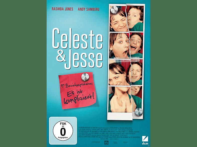 Celeste & Jesse - Jeder liebt für sich allein [DVD]