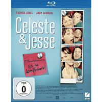 Celeste & Jesse - Jeder liebt für sich allein [Blu-ray]