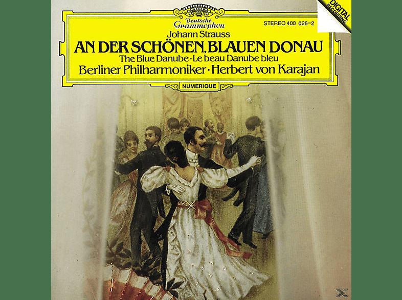 Carl August Nielsen, Herbert Von Bp/karajan - An Der Schönen Blauen Donau [CD]