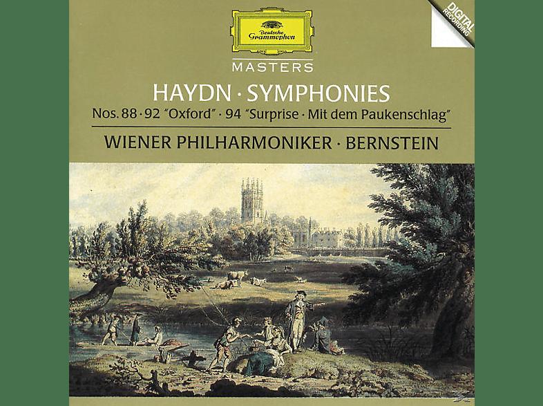 Wpo, Leonard/wp Bernstein - Sinfonien 88, 92, 94 [CD]
