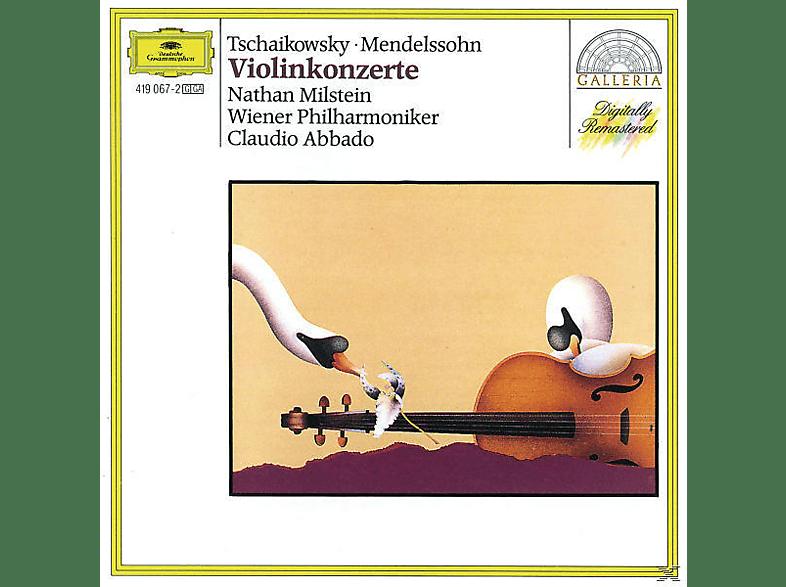 VARIOUS, Milstein,Nathan/Abbado,Claudio/WP - Violinkonzerte Op.64+Op.35 [CD]