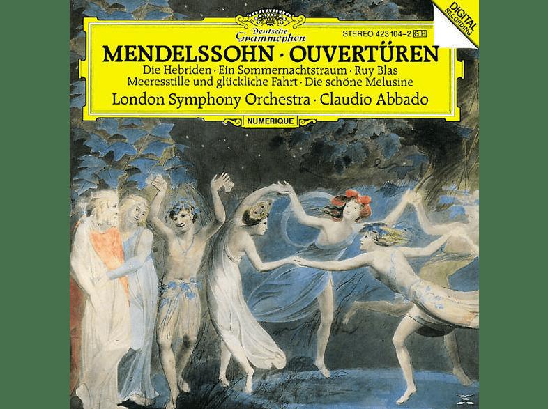 Claudio Abbado, Claudio/lso Abbado - Ouvertüren [CD]