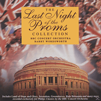 Bbc Concert Orch - Music From The Last Night Of [CD]