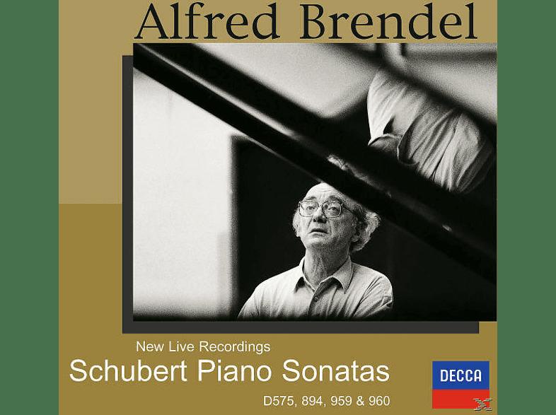 Alfred Brendel - Klaviersonaten D 575, 894, 959 & 960 [CD]