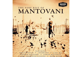 Mantovani - The Very Best Of Mantovani - (CD)