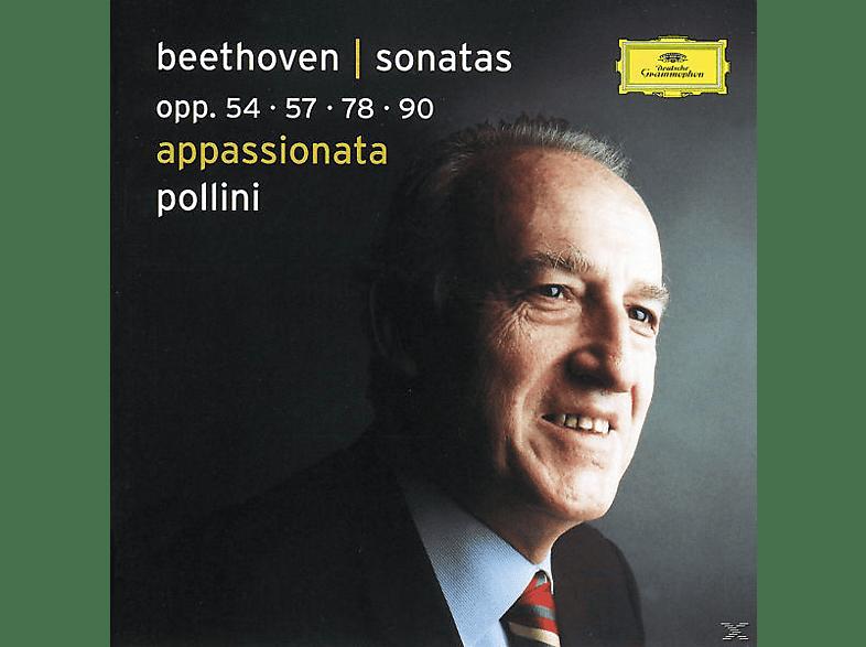 """Maurizio Pollini - KLAVIERSONATE 57 APPASSIONATA""""/OPP.54/78/90 [CD]"""