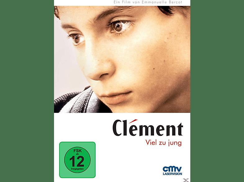 Clément - Viel zu jung [DVD]