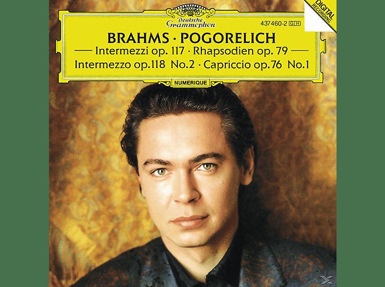 Ivo Pogorelich - Rhaps.Op.79/Intermezzi Op.117 [CD]