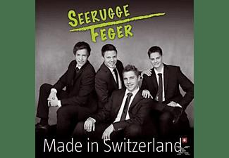 Seerugge Feger - Made in Switzerland  - (CD)