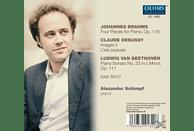 Alexander Schimpf - Klavierwerke [CD]