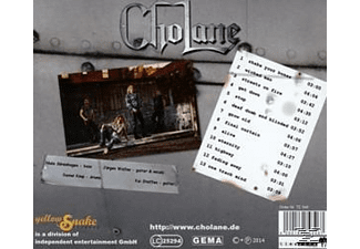 Cholane - Caution  - (CD)
