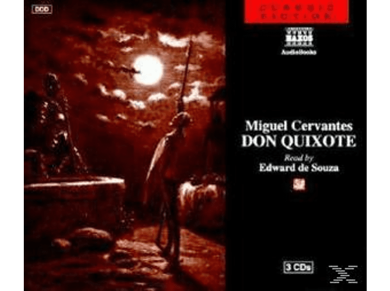 Don Quixote - (CD)