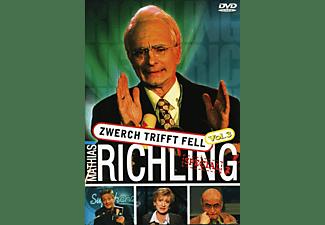 Mathias Richling - Zwerch trifft Fell 3 DVD