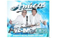Die Amigos - Hit-Mix XXL Party-Schlager-Hit-Mix [CD]