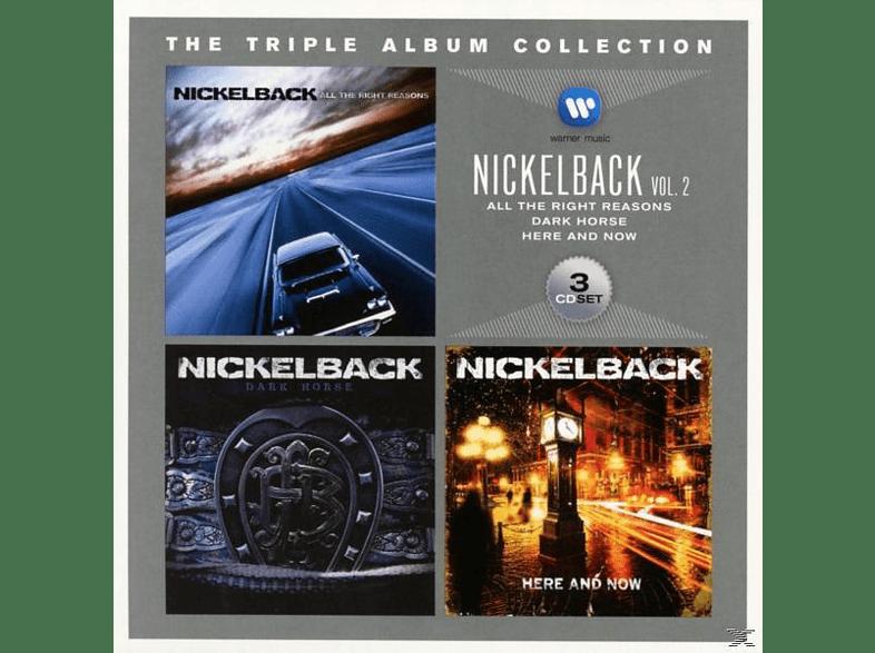Nickelback - The Triple Album Collection [CD]