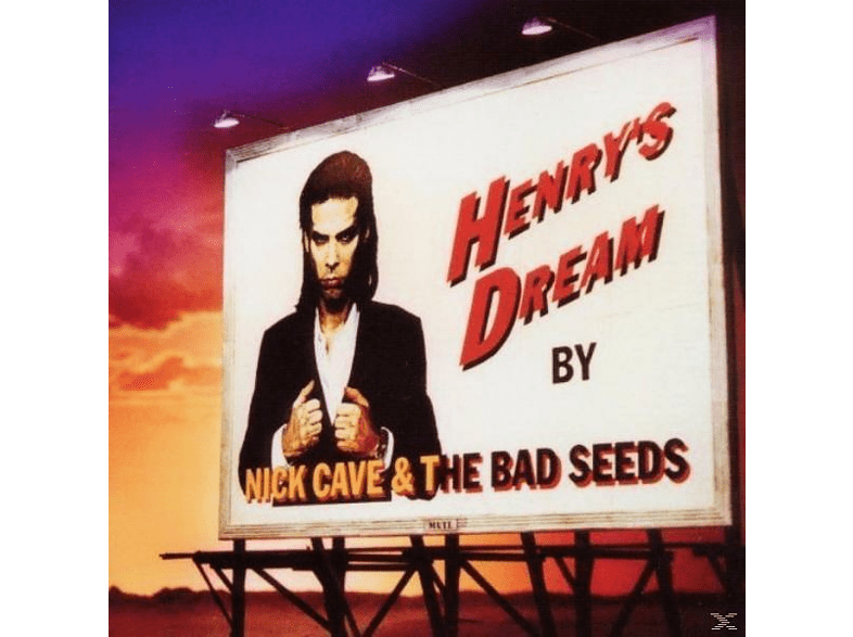 Nick Cave - Henry's Dream (Remaster) [CD]