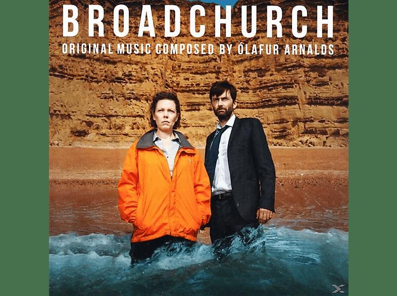 Arnor Dan - Broadchurch [CD]