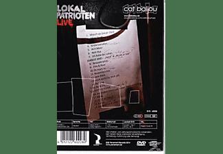 Cat Ballou - Lokalpatrioten - Live  - (CD + DVD)