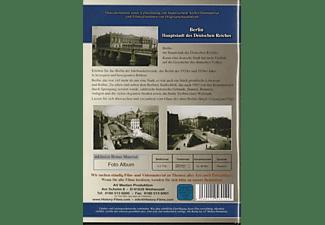 Filmportal: Berlin - Hauptstadt des deutschen Reiches DVD