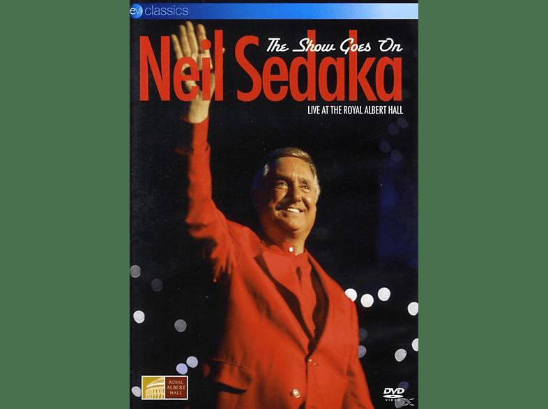 Neil Sedaka - The Show Goes On - Live At The Royal Albert Hall [DVD]