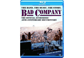 Bad Company - 40th Anniversary Documentary - (DVD)