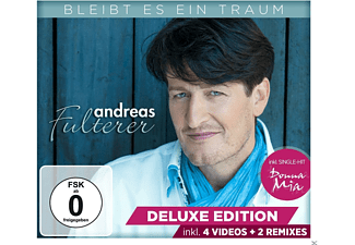 Andreas Fulterer - Bleibt es ein Traum (Deluxe Edition) (CD + DVD) - (CD + DVD Video)