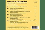 Fedossejev - Symphonien Nr.1-6 / Manfred-Symphony / Orchestral Works [CD]