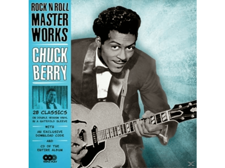 Chuck Berry - Rock 'n' Roll Master Works [LP + Bonus-CD]