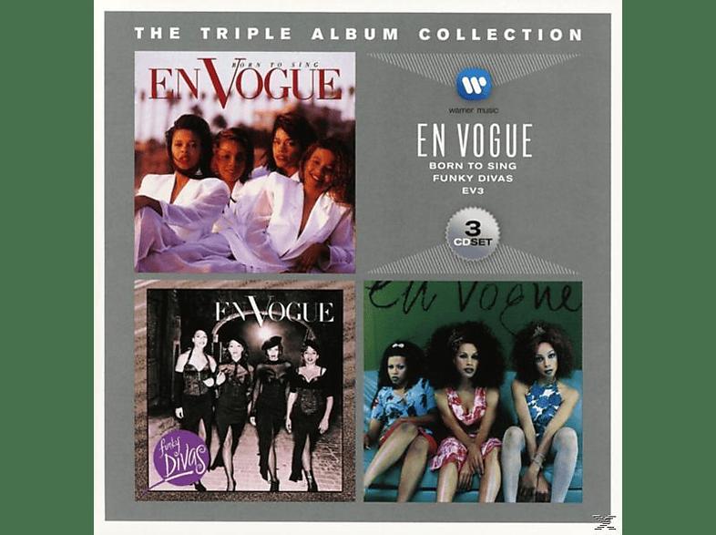 En Vogue - The Triple Album Collection [CD]
